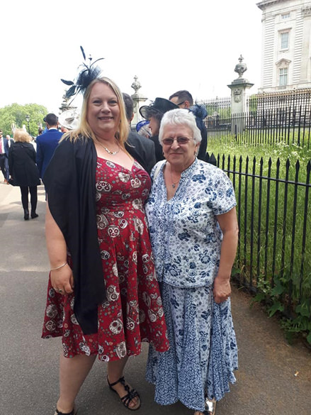 Gatis Community Space receives the Queen's Award for Voluntary Service